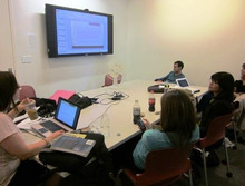 Monitoring & Evaluation、留学