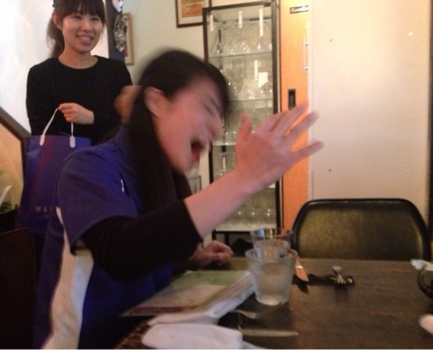 ジェスチャーゲーム! | わかさ生活 社長ブログ Powered by Ameba