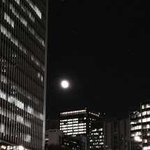 ふたご座の満月