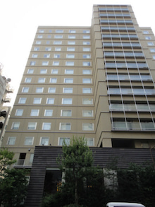 庭のホテル東京1