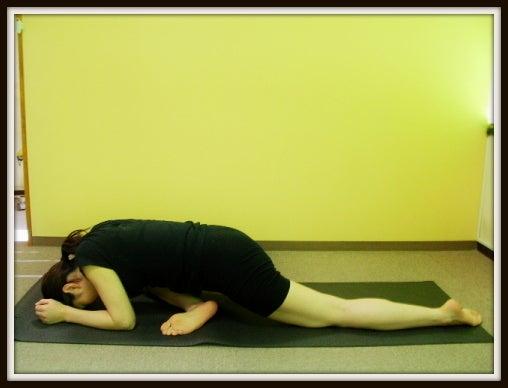 O脚の治し方 O脚・筋肉のゆがみ 改善ストレッチ