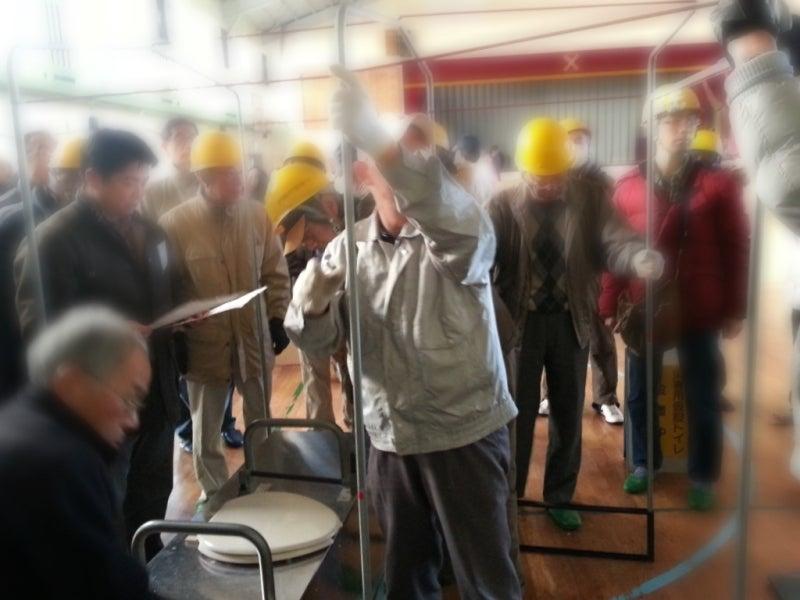 避難所運営訓練