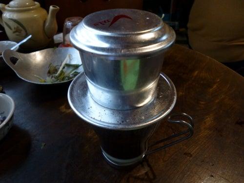 ハノイハノイ13ベトナムコーヒー