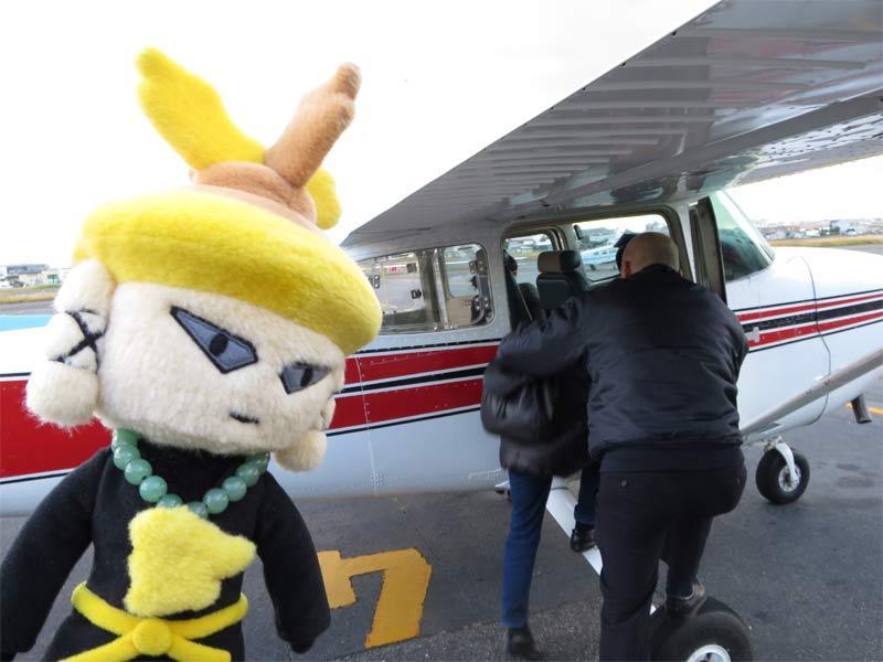 セスナ機古墳ツアー2014-16