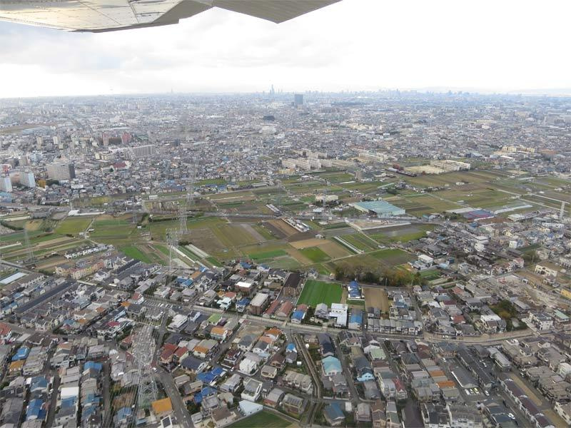 セスナ機古墳ツアー2014-25