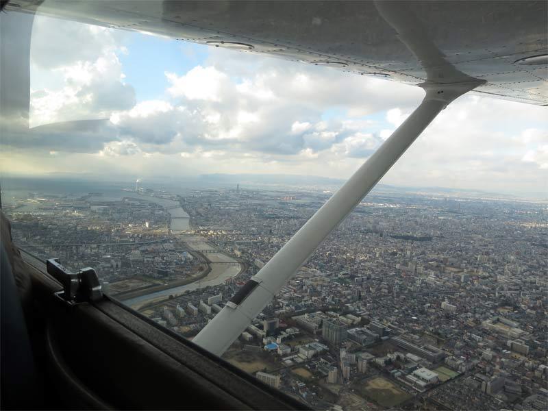 セスナ機古墳ツアー2014-18