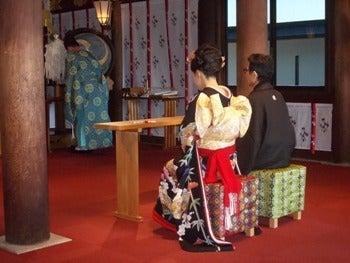 きっきちゃん 結婚式