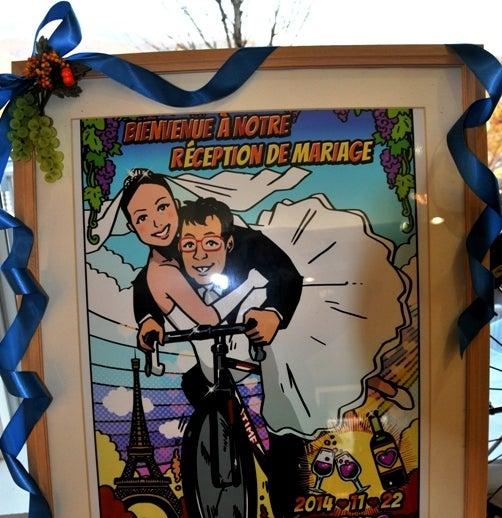 ウエルカムボード ロードバイク TIME