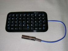 Bluetoothキーボードに3.5mmジャック追加