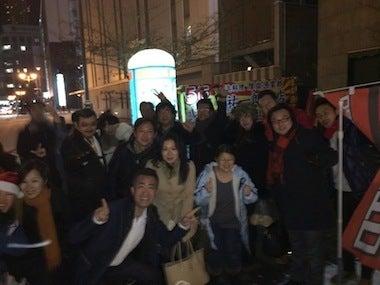 札幌アメブロ 第35回 一次会