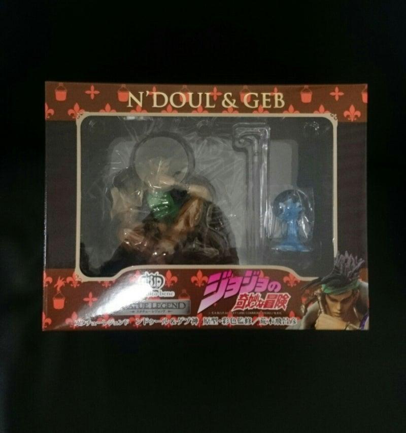 マーサーー、スタチューレジェンド『ンドゥール&ゲブ神 』かる~く紹介してみる。