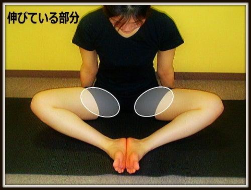 X脚の治し方 X脚・筋肉のゆがみ 改善ストレッチ