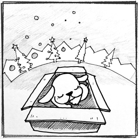 クリスマス 絵本 ブログ 画像