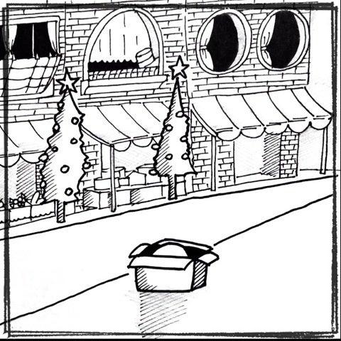 クリスマス 童話 ブログ 画像