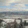 雪景色の絶景