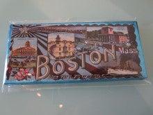 ボストン Beacon Hill Chocolates ビジネスクラス