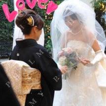 結婚式レポ☆挙式