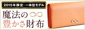 魔法の豊かさ財布2015年限定モデル