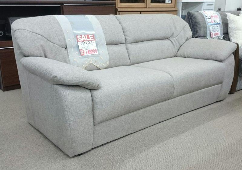 ひらた家具店のソファー