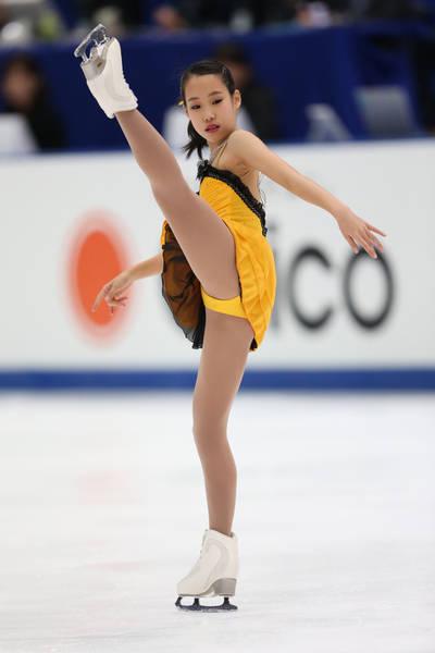 三原舞依(みはら まい)さん【フィギュアスケート】 : 女子フィギュア ...
