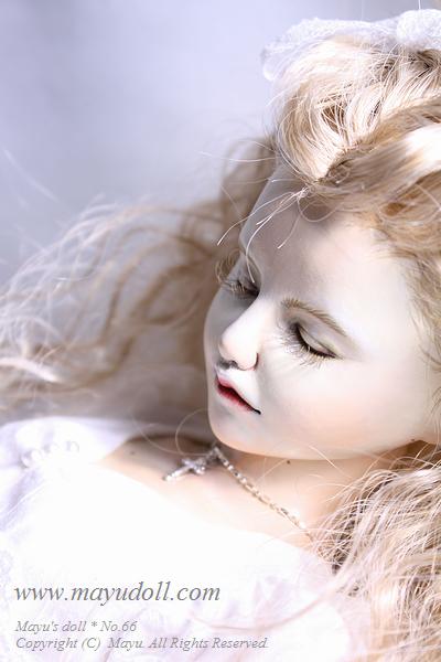 Mayu's doll-No.66「George Sand」
