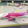Peach・A320…