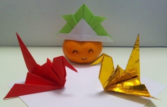 ハート 折り紙:みかん 折り紙-ameblo.jp