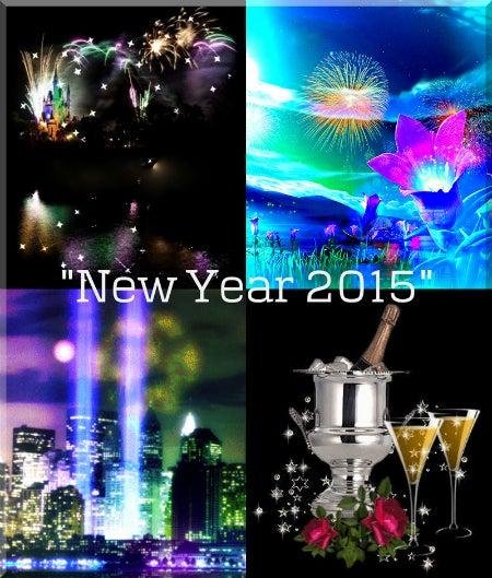 明けちゃいまして~New Year~☆