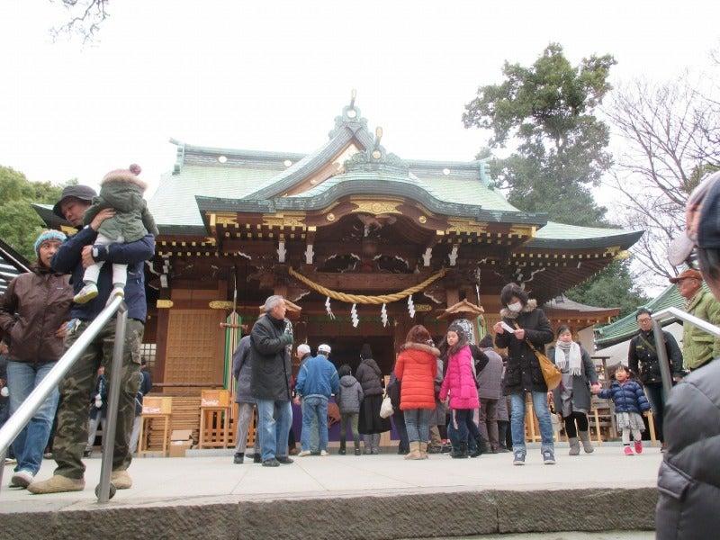 大鷲神社 2015 ①