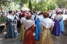 アルル衣装祭り
