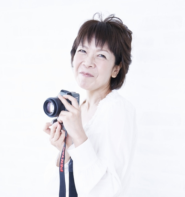 人気の女性カメラマン