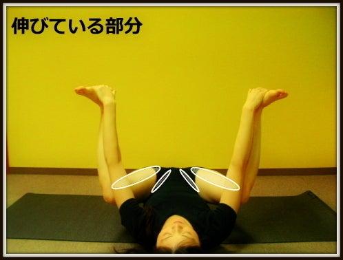 O脚の治し方 内まき膝 大転子 改善ストレッチ