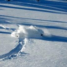 スキー IN 田沢湖…
