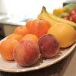 +たっぷりのフルーツ…