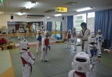 テコンドーT.K.D合同練習会
