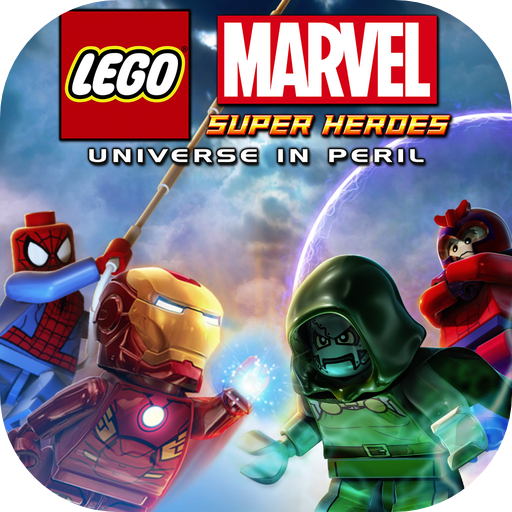 LEGO Marvel Super Heroes:世界の危機 iOS