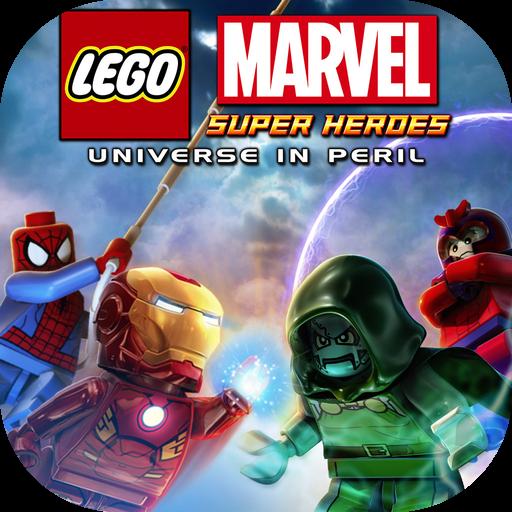 LEGO Marvel Super Heroes:世界の危機 iOS
