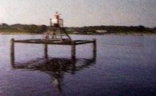 安曇川取水塔