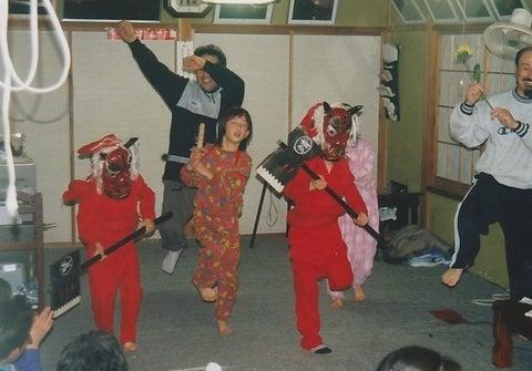 子供鬼の舞