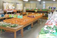 風の湯 四季菜市場