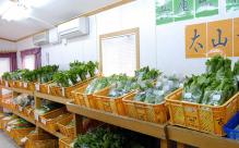 太山寺なでしこの湯 野菜直売所