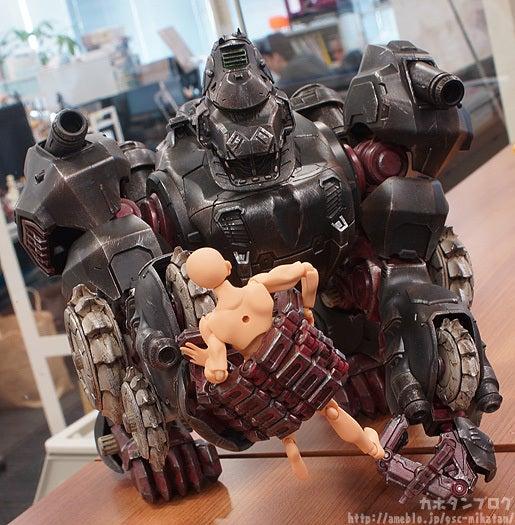 『好評ご予約受付中☆「ZOIDS IRON KONG(ゾイド アイアンコング)」で遊んでみた!』