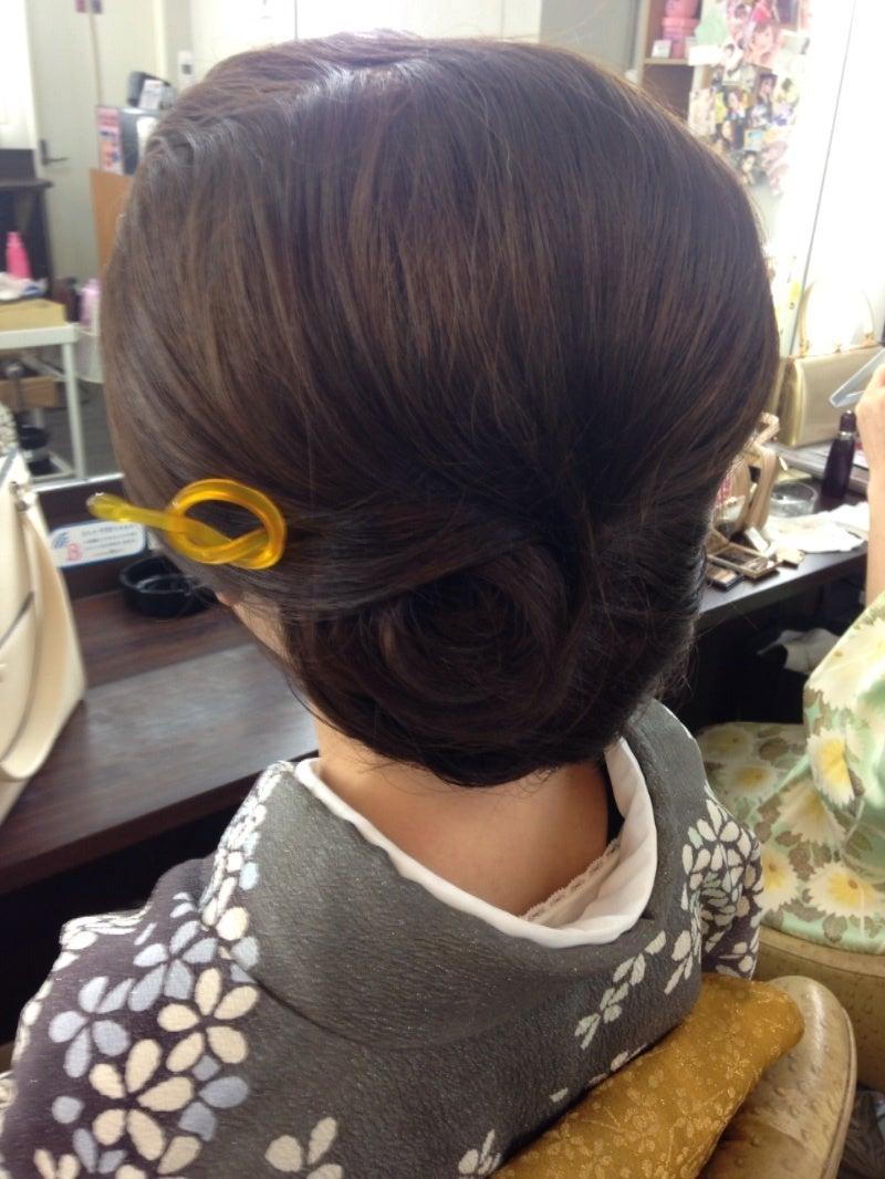 着物色々ヘアー♪ 結婚式や卒業式のヘアセットの参考にもぞう ...