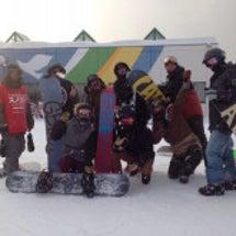 スノーボードって最高…