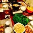韓国料理パーティー