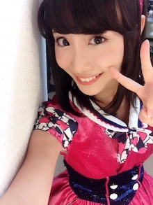 SKE48の画像「柴田阿弥(*・ω・…」
