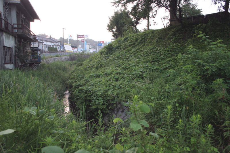 大井城/②堀跡っぽいところ
