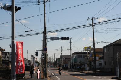 神納1丁目信号