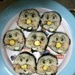 アンパンマン巻き寿司