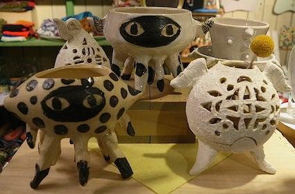 Clay Work TIIDA タイラミホコ
